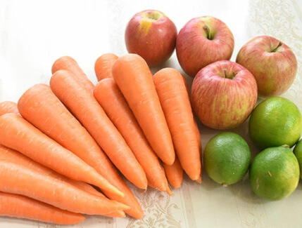 特典の野菜セット