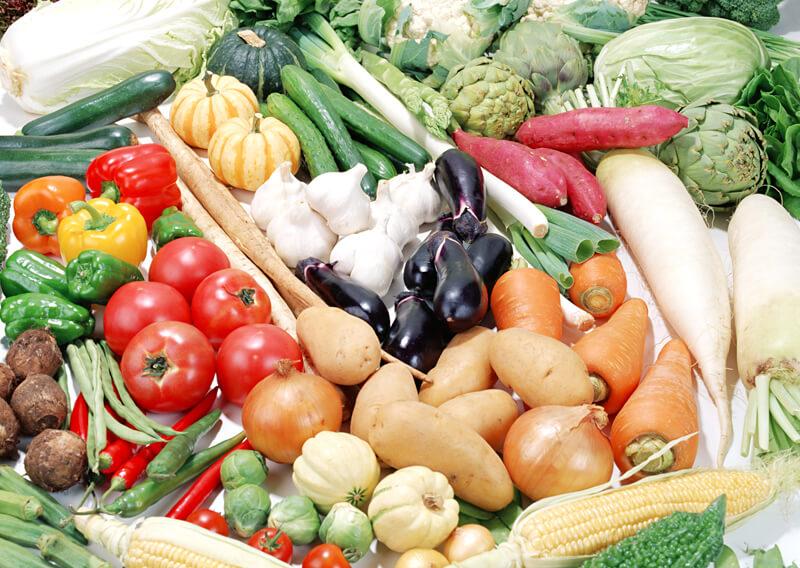 スロージューサーにおすすめの野菜