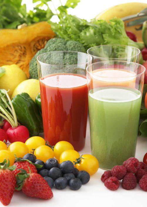 スロージューサーの栄養素
