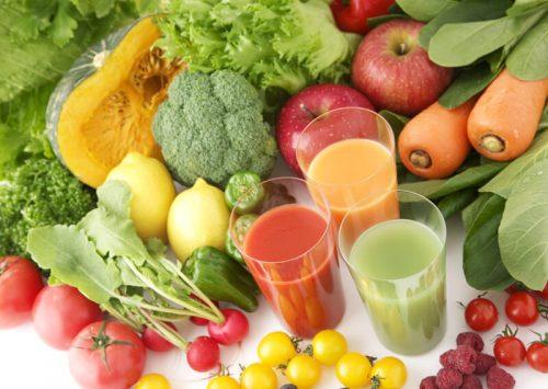 コールドプレスジュースにおすすめの野菜